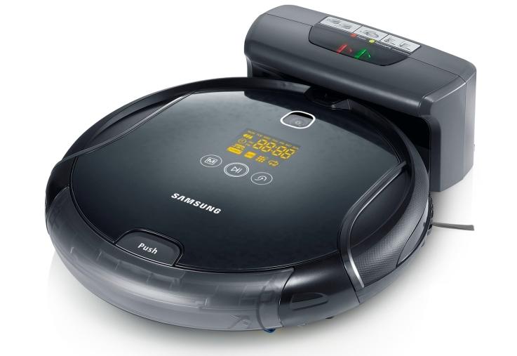 Робот-пылесос Samsung NaviBot CornerClean