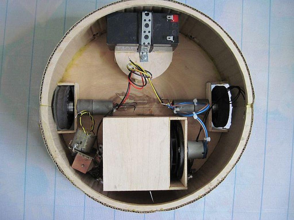 Создать робота в домашних условиях своими руками 371