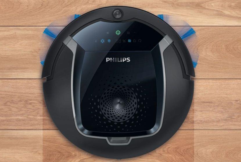 робот пылесос филипс