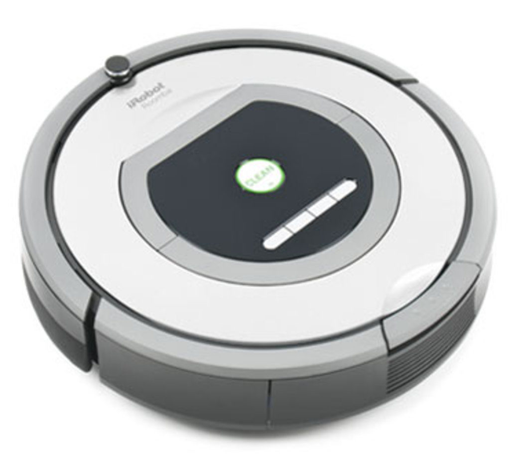 Робот-пылесос для сухой уборки