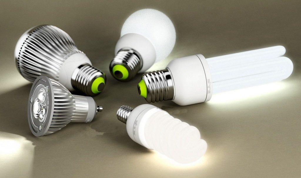 Используйте только светодиодные лампы