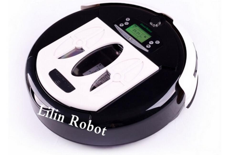 Робот - пылесос LL-272
