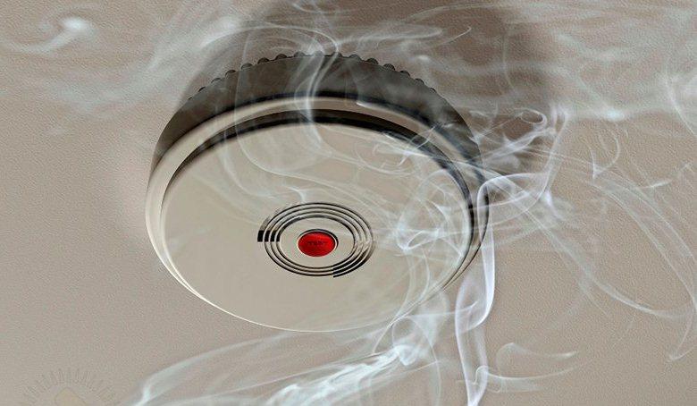 Беспроводные датчики пожарной сигнализации