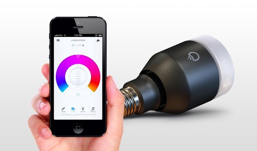 LIFX Smartbulb E27 – светодиодная WI-FI лампа