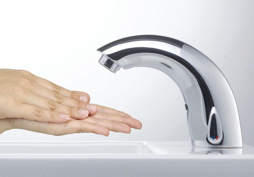 Сенсорный кран для воды Oras