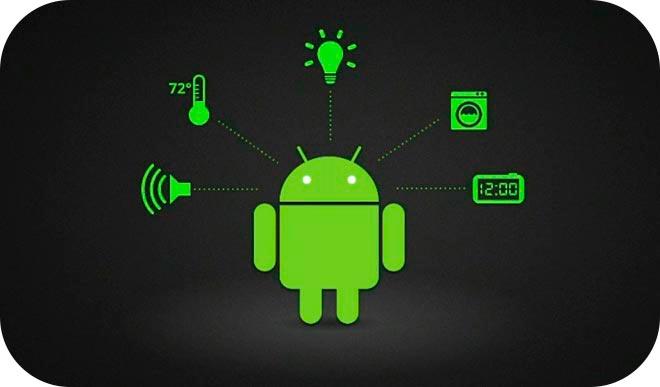 Управление умным домом с мобильного телефона