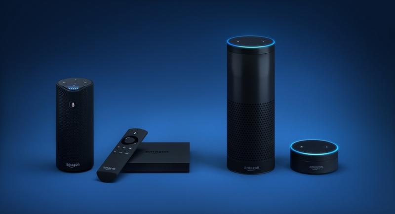 Система голосового управления Умным домом Amazon Echo
