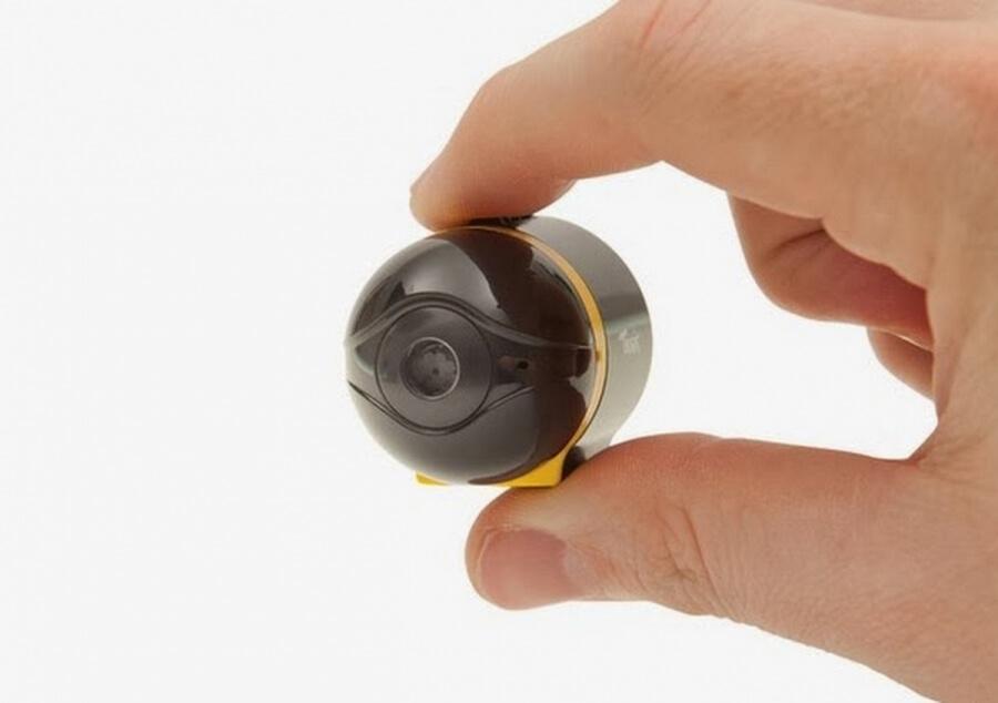 Беспроводная Wi-Fi мини-видеокамера Ai-Ball