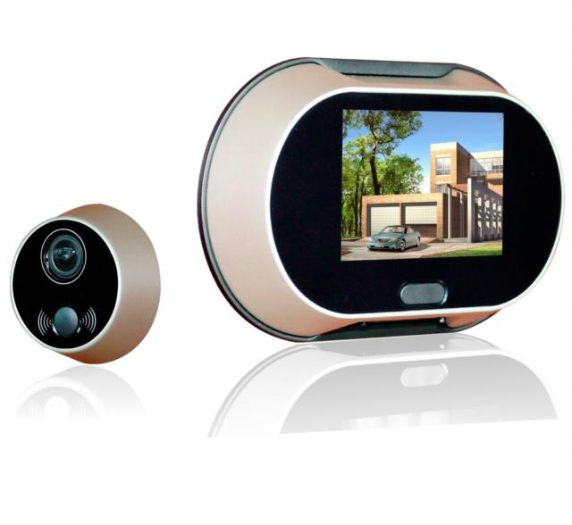 Устройство применяется как элемент системы видеонаблюдения или в качестве её единственной составляющей