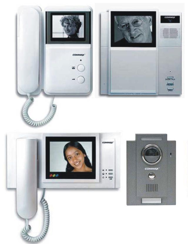 Видеодомофон для дома может иметь проводной тип подключения или передавать всю информацию по беспроводному радиоканалу