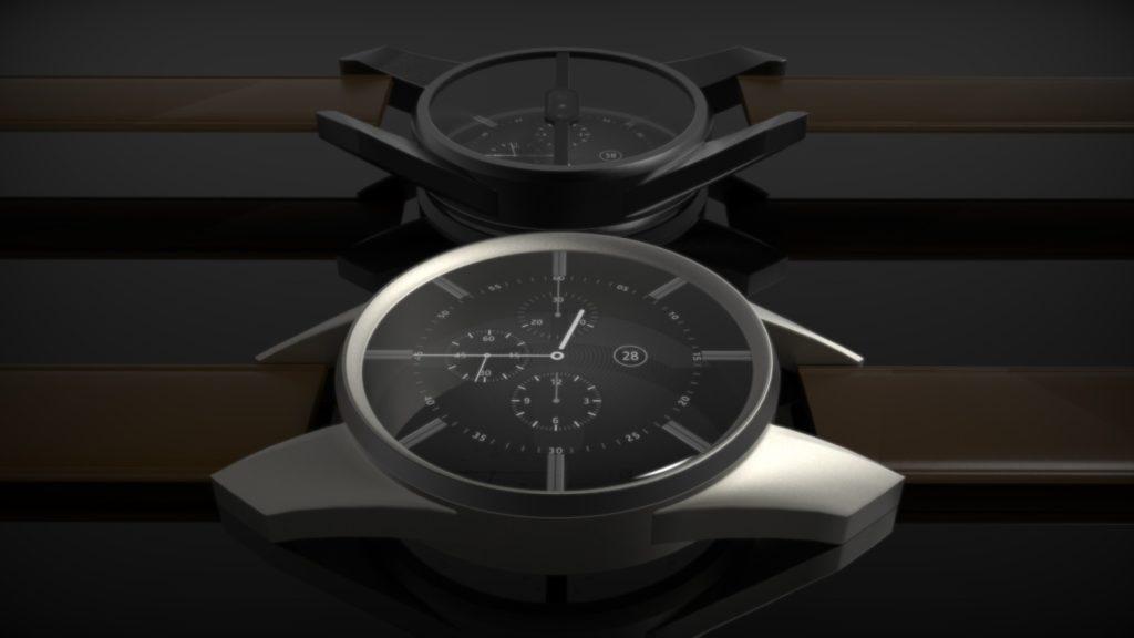 Samsung Gear S4 Finalized Design