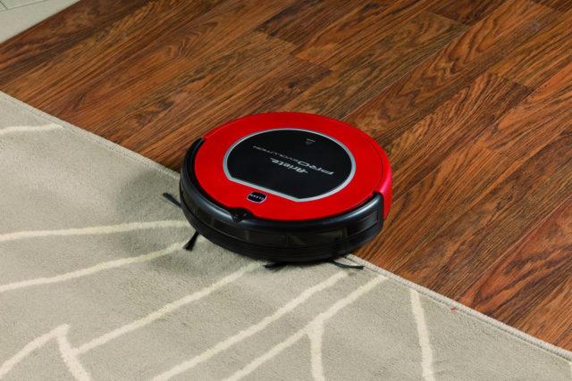 Вы оцените все преимущества автоматизированной уборки, ведь робот-пылесос легко справится с очисткой любых поверхностей – линолеум, ковролин, ковры, ламинат