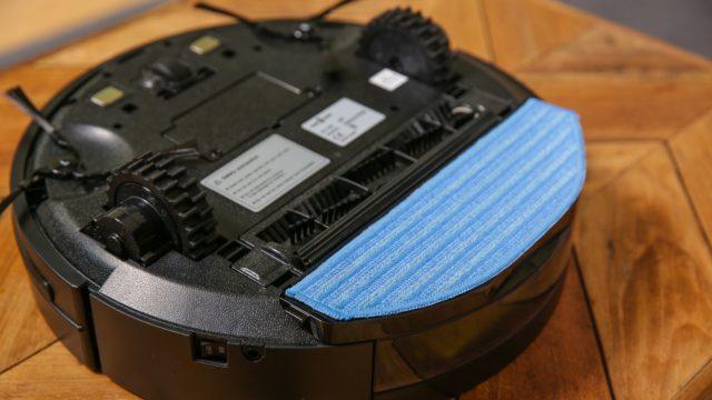 Первый предполагает обычную полноценную уборку всего дома с продвинутой навигацией и пятиступенчатой системой очистки