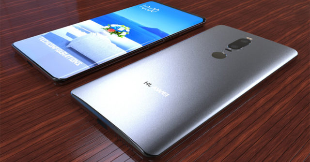В Huawei не стали создавать полностью новый стиль, а лишь немного его изменили