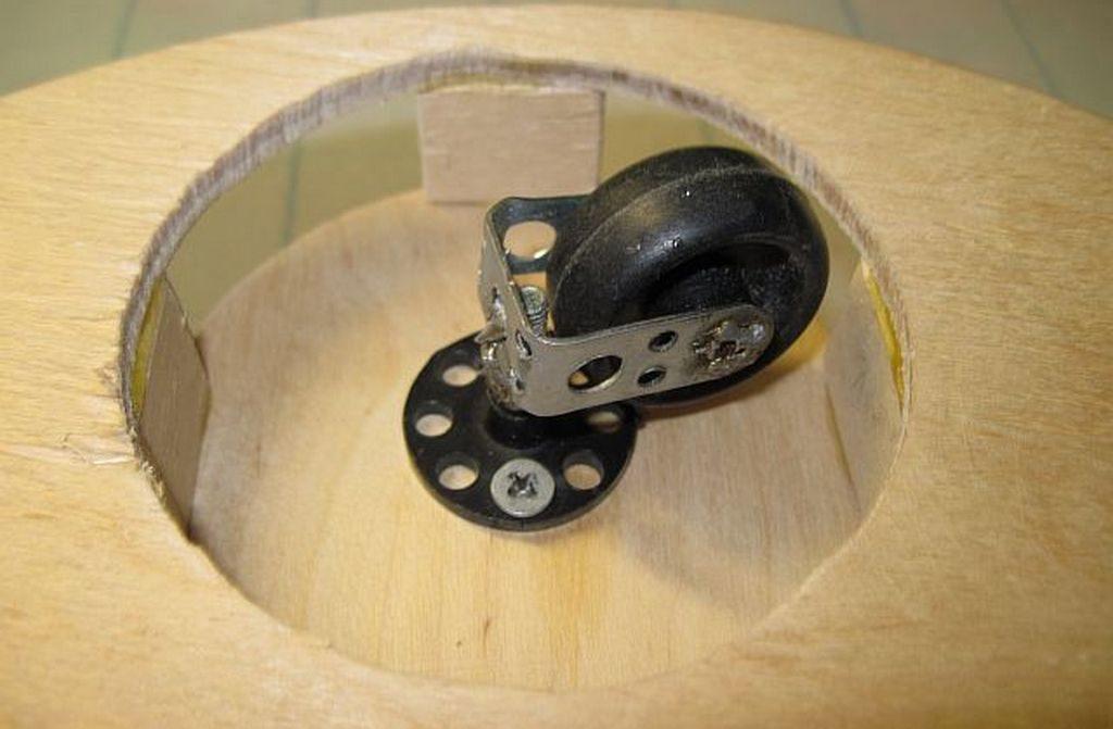Колеса для робота-пылесоса
