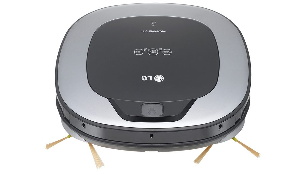 Робот-пылесос LG VRF4041LS