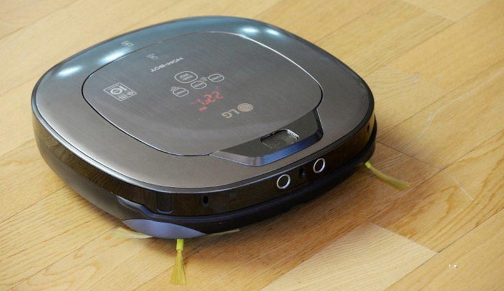 Робот-пылесос LG CordZero HOM-BOT