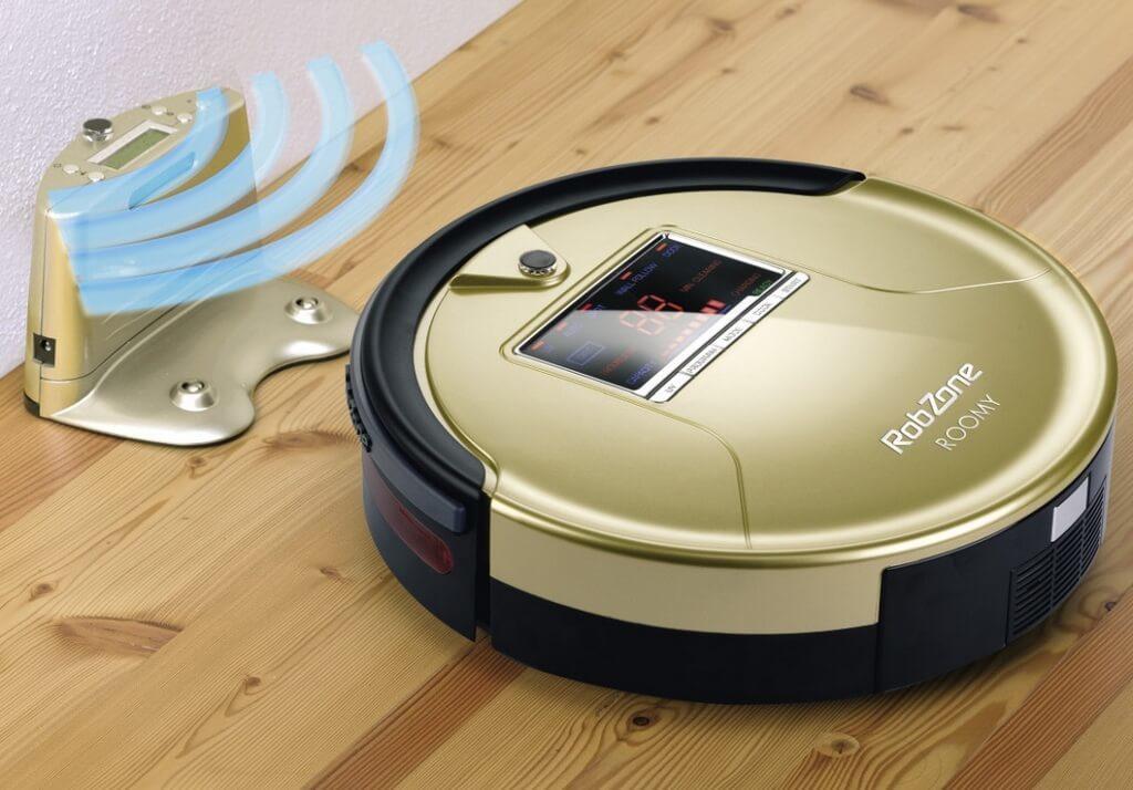 Робот-пылесос RobZone
