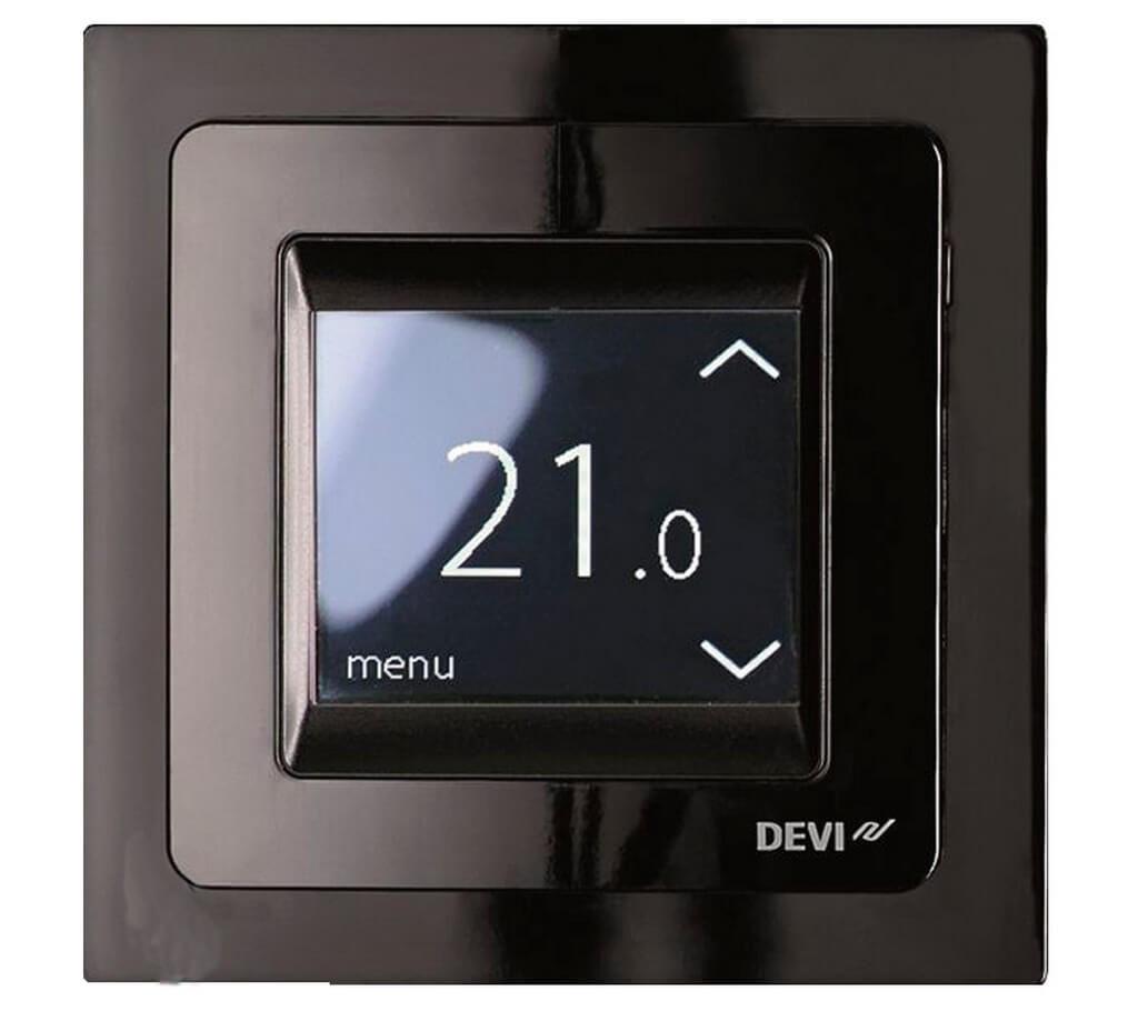 Терморегулятор DEVIreg Touch сенсорный многофункциональный