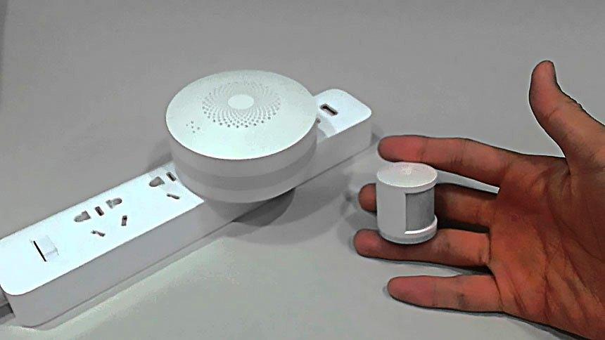 Установка контроллеров и датчиков Xiaom -smart home