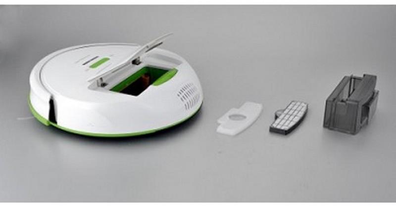 Робот-пылесос Leben 25Вт 0,35л