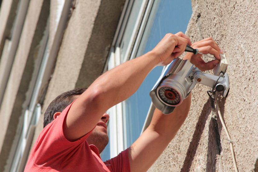 Система видеонаблюдения для дома своими руками