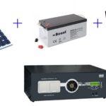 Солнечные батареи для дома стоимость комплекта