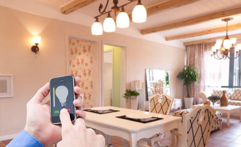 Управление светом с телефона - производители