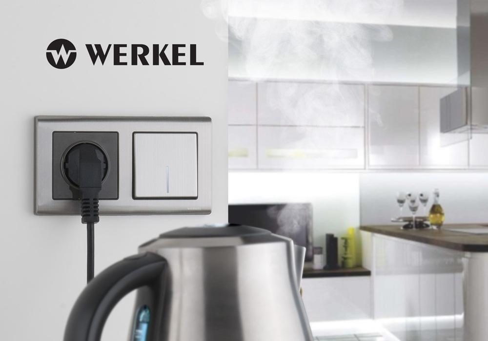 Розетки и выключатели Werkel