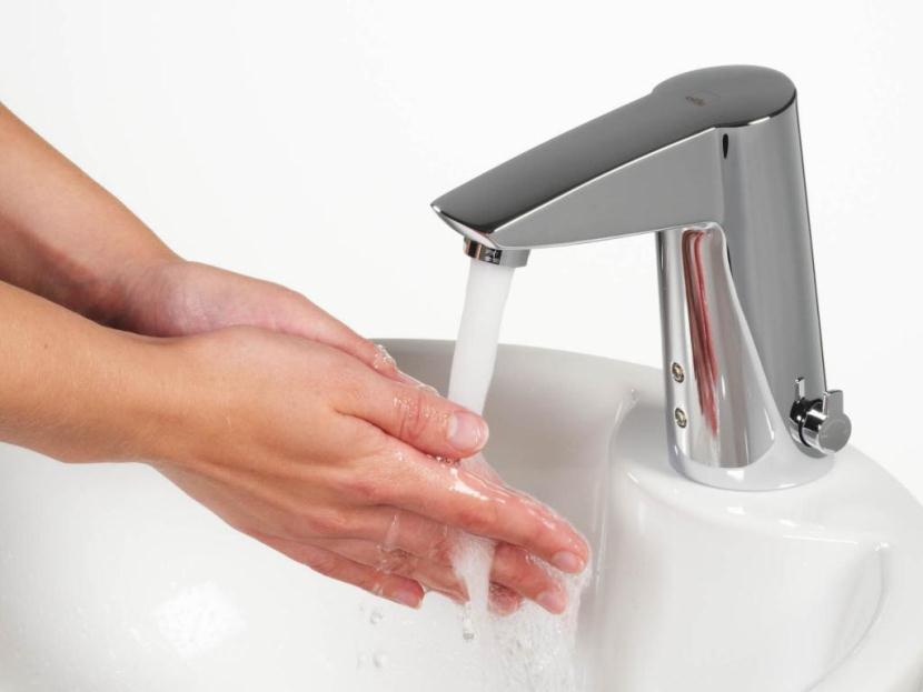 Сенсорный кран для воды - принцип работы, производители