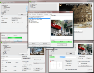 Мультифункциональная программа для IP-камер
