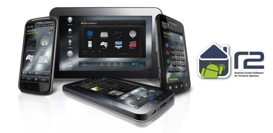 Android R2 - управление системой умный дом