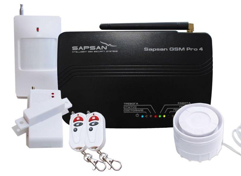 GSM сигнализация Сапсан