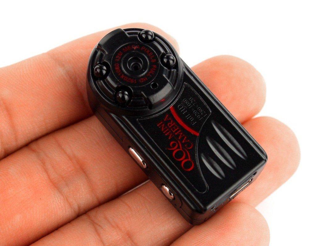 Камера для скрытого видеонаблюдения беспроводная Ambertek