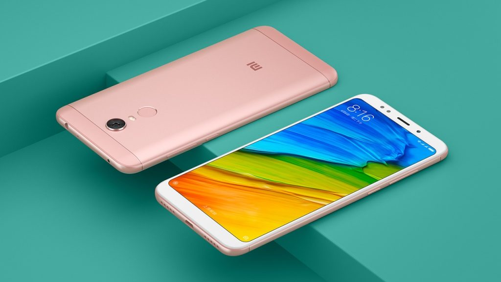 Смартфон Xiaomi Redmi 5 Plus