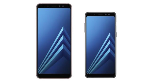 Экраны смартфонов сохранили традиционные для Samsung пропорции 18,5:9