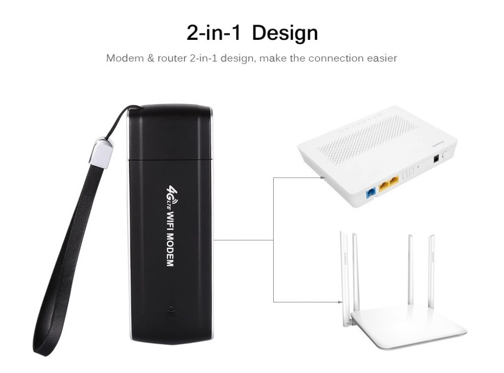 K10 4G LTE USB Wi-Fi модем: обзор модели и характеристики