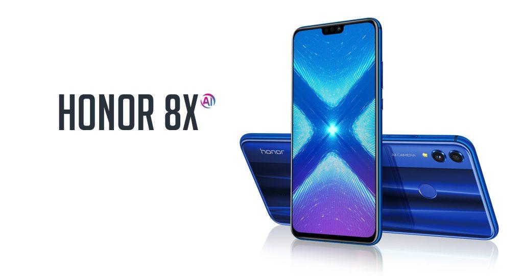 Honor 8X: дата выхода в России, характеристики и фото