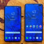 Смартфон Samsung Galaxy S10 и S10+ дата выхода и характеристики