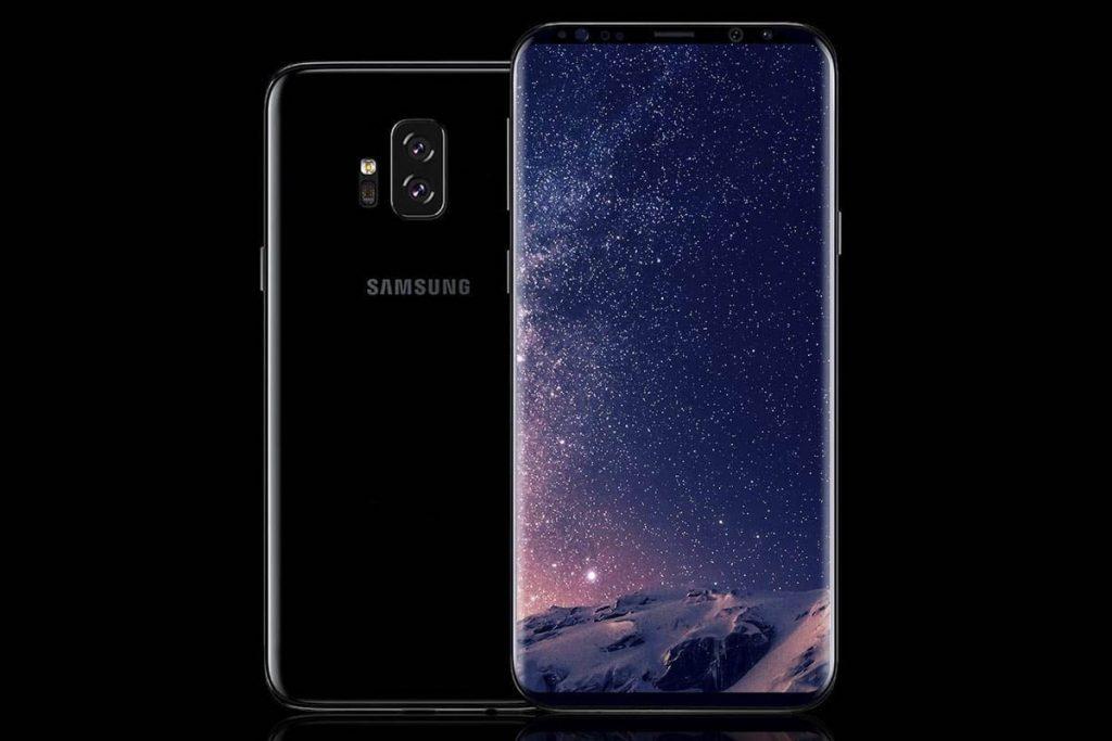 Смартфон Samsung Galaxy S10 и S10+ фото