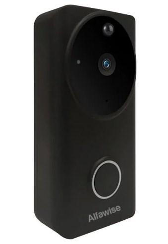 Беспроводной Wi Fi умный дверной звонок Alfawise L9
